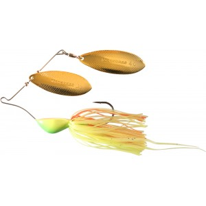 MEGABASS Buzzbaits, Spinnerbaits et Chatterbaits V FLAT PB16 ZAB 16g/mm - 1