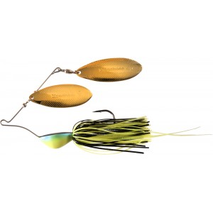 MEGABASS Buzzbaits, Spinnerbaits et Chatterbaits V FLAT PB12 HOT T 12g/mm - 1