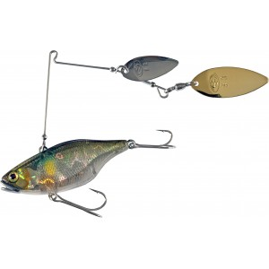 SAWAMURA Buzzbaits, Spinnerbaits et Chatterbaits ONE UP VIBE 301 15g/mm - 1