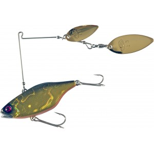 SAWAMURA Buzzbaits, Spinnerbaits et Chatterbaits ONE UP VIBE 305 15g/mm - 1