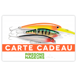 Carte Cadeau PoissonsNageurs.com - 1