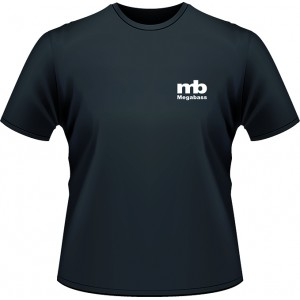 ULTIMATE FISHING Textile TEE MB NOIR M - 1