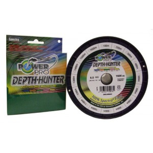 SHIMANO Tresses Depth Hunter - PP 300m 0,32mm 24kg 53lb Depth Hunter - 1