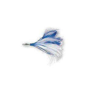 Williamson Leurres Durs Flash Feather Rigged - coloris BLW - 1