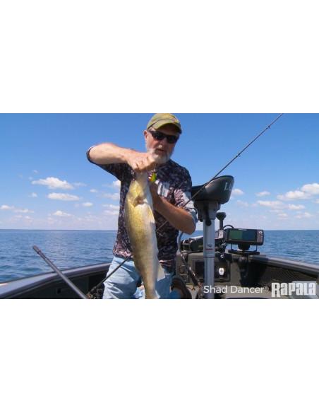 Leurre plongeant SHAD DANCER - coloris SCPL - 5cm / 8g - profondeur de nage de 1.20 à 3m