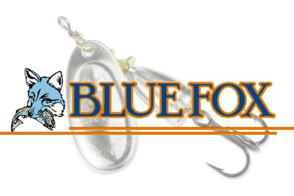 Cuillers BLUE FOX
